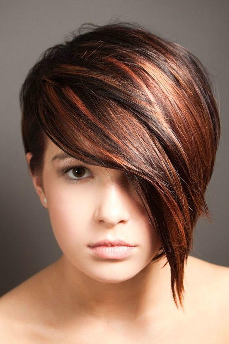 أشهر قصات الشعر القصير موضة 2021
