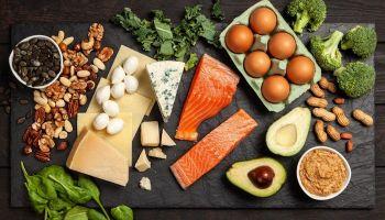 حمية الكيتوجينك والكوليسترول