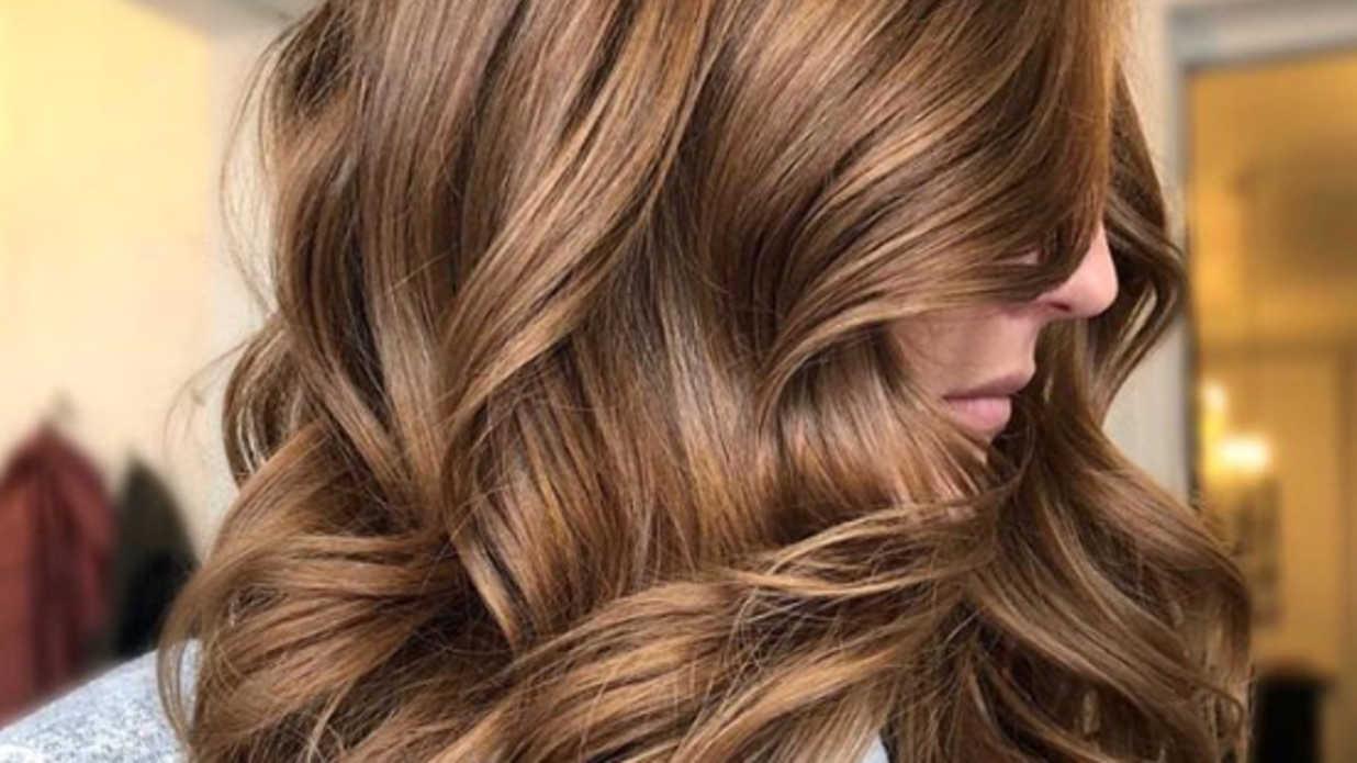 ألوان صبغات الشعر للبشرة القمحية 2020