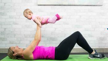 خسارة الوزن بعد الولادة