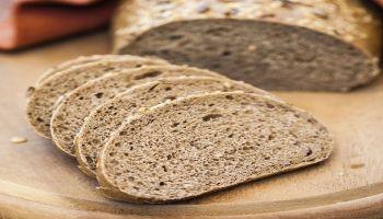 طريقة عمل خبز الكتان وجوز الهند