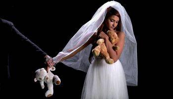 الزواج المبكر أسبابه وأضراره