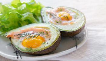 وجبات البيض في نظام الكيتو تتناسب مع الإفطار