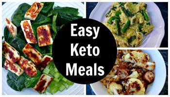 أفضل وجبات الكيتو دايت