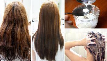 7 وصفات طبيعية مختلفة لإقناع الزبادي لتنعيم الشعر الجاف