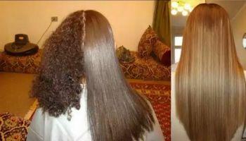 أفضل 6 ماسكات طبيعية لفرد الشعر بمفعول الكيراتين