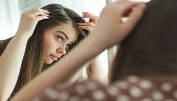 خلطات لعلاج شيب الشعر المبكر