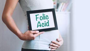 تعرف على فوائد حمض الفوليك للحامل
