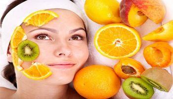 تعرف على فوائد أحماض الفواكه للبشرة