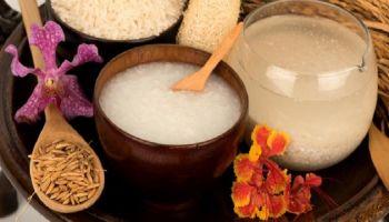 فوائد دقيق الأرز للبشرة والشعر