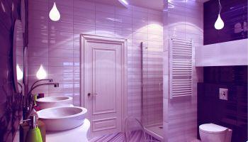 ديكور حمامات 2021