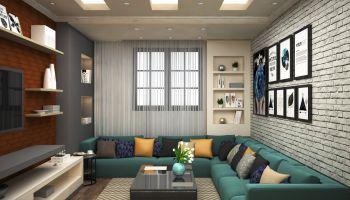 ديكور غرفة المعيشة 2021