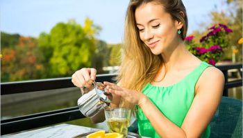 مشروبات لزيادة التمثيل الغذائي