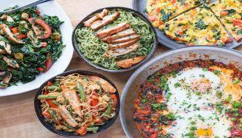 أفضل وصفات صحية للعشاء الخفيف