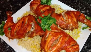 الدجاج التندوري الهندي