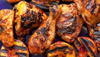 دجاج التكا المشوي