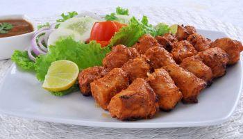 طريقة عمل دجاج التكا الهندي