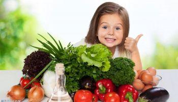 نصائح للغذاء الصحي للطفل