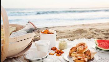 أكلات سريعة للبحر