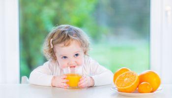 أعراض نقص فيتامين سي عند الأطفال